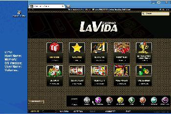 10 free casino la vida www.ho chunk casino.com