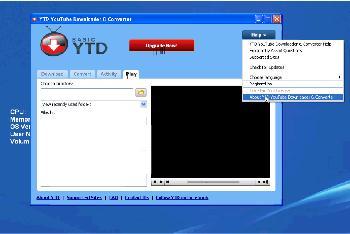 Video and screenshots. Main window
