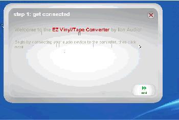 E Z Vinyl Converter
