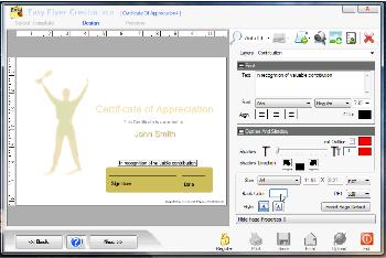 Easy Flyer Creator Download - Create flyers, brochures and other ...