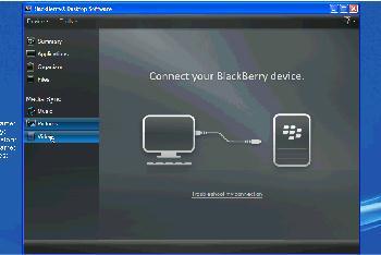Blackberry desktop manager download.