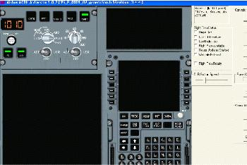 Fmgs free play trainer for airbus a330