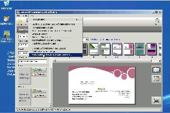Cardworks business card software 10 download free cardworksexe video and screenshots reheart Gallery