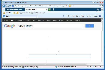 Accuweather Forecast - Windows 7 Desktop Gadget