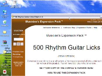 guitar lick software