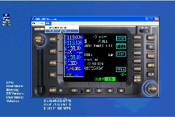 Garmin Update Software >> GNS 480 Simulator - Software Informer. A full simulation ...