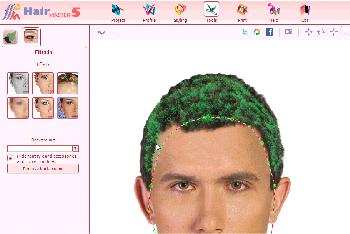 hair style software trial