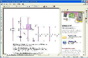 Circuit wizard simulation software