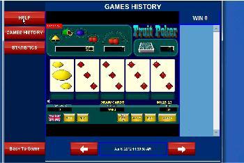 fruit poker online