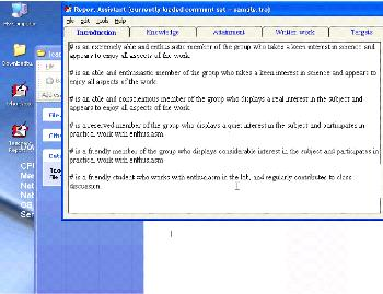 Report writing environment using SQL Server Data Tools