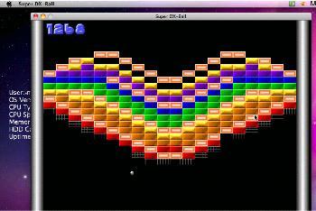 Screenshots of Super DX-Ball