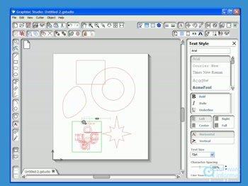 Graphtec studio инструкция