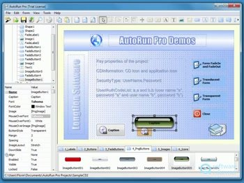 autoplay menu builder templates - autorun pro download free version