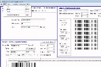 XBL Excel Barcode Generator 6 6 Download (Free