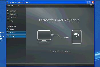 New blackberry desktop manager v4. 3 available for download from.