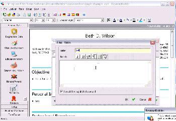 Sarmsoft Resume Builder Download Resume Builder V4 8 Is A Complete