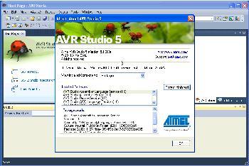 AVR Studio Download - Powerful tool designed for programming