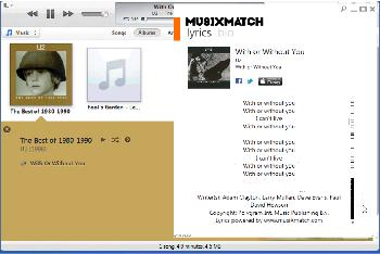 Musixmatch Desktop 1 1 Download (Free) - lyriXmatchDesktop exe