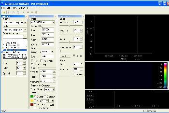 PROFESSIONAL spectrum analyzer software for all SPECTRAN ...