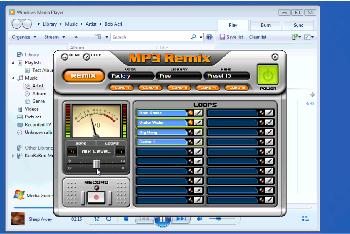 MP3 Remix for Windows Media Player 3 8 Download (Free trial