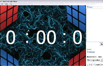 Red Crab Cube Timer 1 3 Download (Free) - BellonCubeTimer exe
