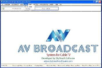 AV Broadcast System for Cable TV 5 0 Download (Free