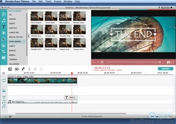 wondershare filmora mac 10.6.8