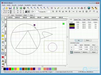 RDWorks 8 0 Download (Free) - RDWorks exe