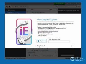 iExplorer 4 0 Download (Free trial) - iExplorer exe