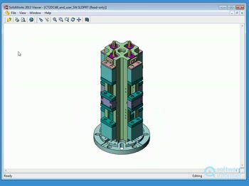 SolidWorks Viewer 21 3 Download (Free) - SWViewer exe