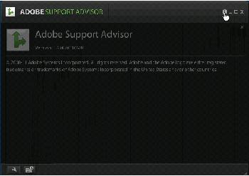Adobe Fehlerursache
